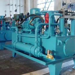 北京华德铝型材液压系统