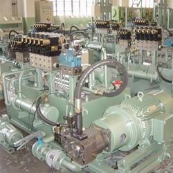 北京华德压铸机液压站