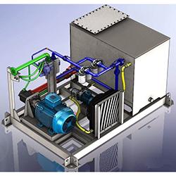 液压站设计制作