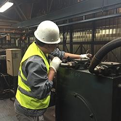 大连液压油缸维修的流程